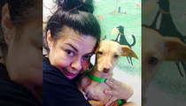 Suri Cruise -- Lost Dog Found! -- Honey 1, Coyotes 0