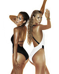 "Jennifer Lopez & Iggy Azalea Flaunt Backsides on ""Booty"" Single"