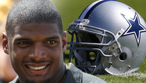 Michael Sam -- COMPLETELY SURPRISED ... By Cowboys Offer