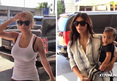 Kim Kardashian and Rita Ora -- Drama Brewing ... On Same Flight Out of LAX