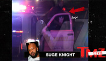 Suge Knight -- I Don't Care Who Shot Me