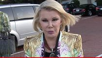 Joan Rivers -- Out of Intensive Care, But No Sign of Improvement