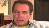 David Cassidy -- Pleads GUILTY to DWI