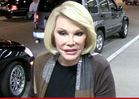 Joan Rivers -- Personal Doctor Took Selfie While She Was Under