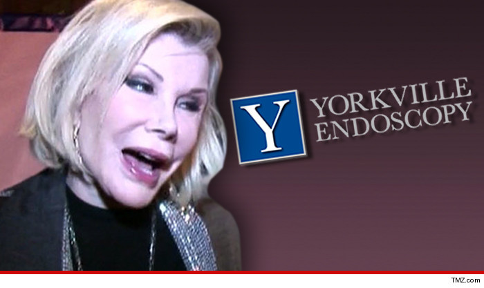 Joan Rivers Health