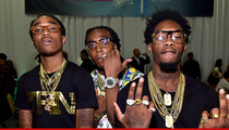Migos -- Massive Brawl With Fans During Nashville Show