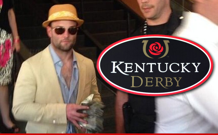 0903_wes_Welker_kentucky_derby