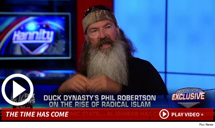 Phil Robertson Before Duck Dynasty