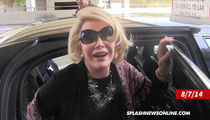 Joan Rivers -- Write This on My Tombstone ...