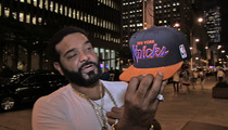 Jim Jones -- My NY Knicks Hat Cost Me $1,500!!!