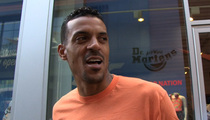 Matt Barnes -- The Tat I Regret The Most Is ...