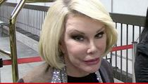 Joan Rivers -- Clinic Claims NO Biopsy, NO General Anesthesia