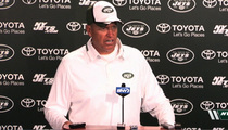 Rex Ryan On Arrested WR -- Big Difference Between Accused & Convicted