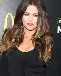 Khloe Kardashian Says She Gained 10 lbs, Hits The Gym In New Video!