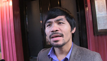 Manny Pacquiao on Mayweather -- 'I Will Pray For Him'