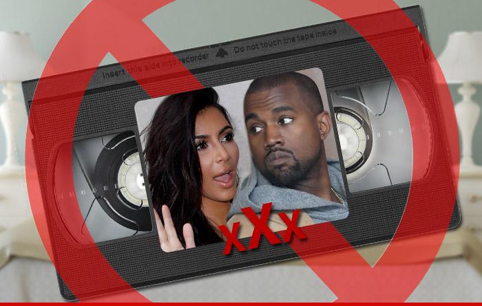 Kanye West Kim Kardashian Sex Tape