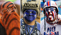 NFL Freaks -- The Funny Fanatic Photos
