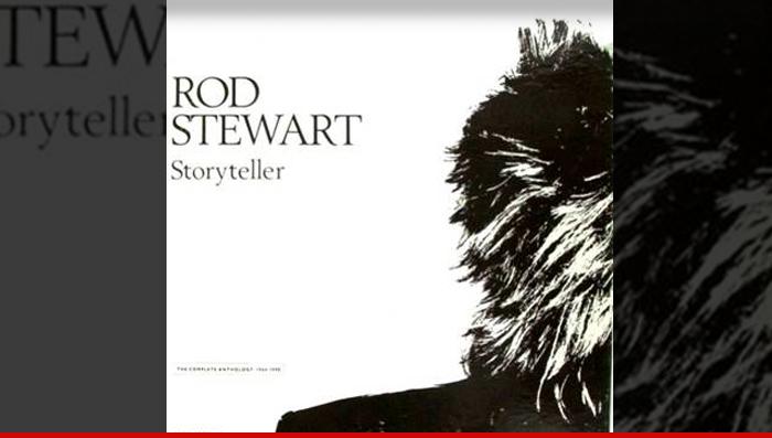 Rod Stewart Sued