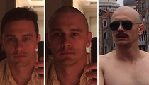 James Franco -- Takes It All Off for Movie Role