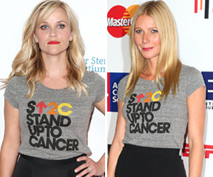 Reese, Gwyneth, Jennifer and More Join Forces to Stand Up To Cancer
