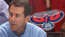 Atlanta Hawks Owner Bruce Levenson -- I Pulled a Donald Sterling ... Outs Himself for Super Racist Email