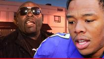 MTV Star Big Black Defends Ray Rice ... His Wife Forgave Him, We Should Too