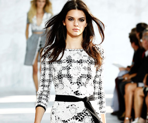 Kendall Jenner Rocks Runway at New York Fashion Week, Flashes Major Skin