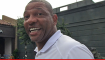 Doc Rivers -- Is Adam Silver a Better Commish Than Roger Goodell?