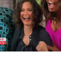 "Sara Gilbert Announces Pregnancy on ""The Talk"" -- See Cohost Freakout!"