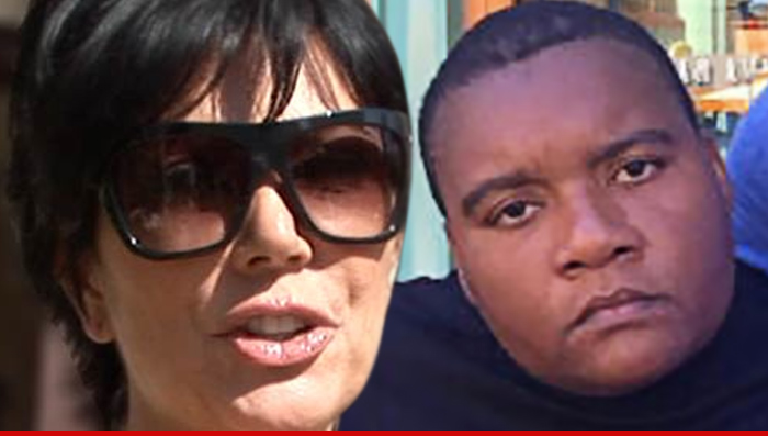 Kris Jenner's Alleged Stalker The FBI Ain't Got Nuthin' On Me My Friend's the Guilty One