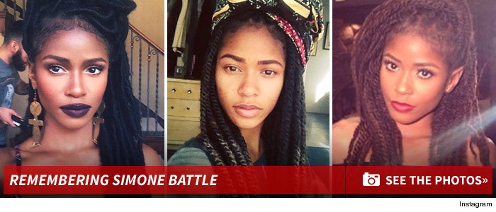 simone battle умерла