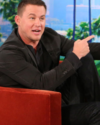 "Channing Tatum Faces Fear of Porcelain Dolls on ""Ellen"""
