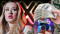 Iggy Azalea -- Seven-Figure Offer for Alleged Sex Tape