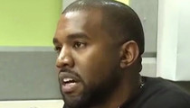 Kanye West -- Hospitalized in Australia ... Horrible Migraine