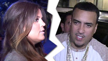 Khloe Kardashian -- Breaks Up With French Montana ... I'm Not Over Lamar