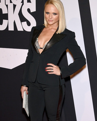 Miranda Lambert Is Smokin' Hot at Fashion Rocks