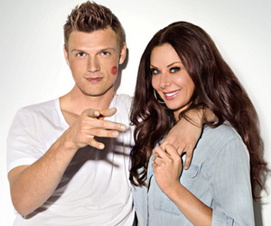 Nick Carter & Lauren Kitt-Carter T