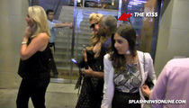 Paris Hilton -- Homeless Man Drops Some Serious Game