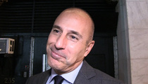 Matt Lauer -- Hunt Is On For 1st Ray Rice Interview