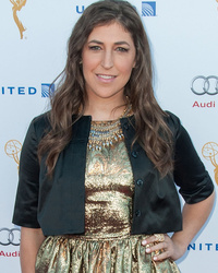 See Why Mayim Bialik Has a ''Problem'' With Ariana Grande & Her Stilettos