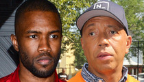 Frank Ocean -- My Dad's Suing Russell Simmons ... For $142,000,000