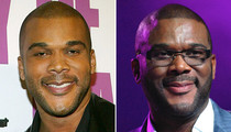 Tyler Perry: Good Genes or Good Docs?