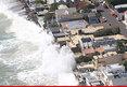 Huge Celebs Take Huge Pounding with HUGE Waves