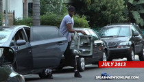 Lamar Odom -- Makes Peace With Photog ... After Hollywood Freak Out
