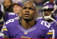 Adrian Peterson -- Barred from the Minnesota Vikings