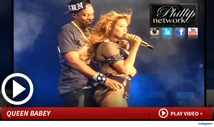 Beyonce Jay Z Hints ... She's Pregnant
