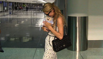 Paris Hilton -- Expensive Dog Debuts in L.A.