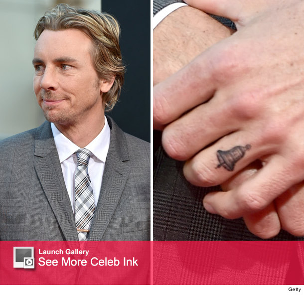 kristen bell wedding ring: 28+ [dax Shepard Debuts Sweet Tattoo]