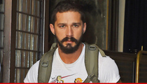 Shia LaBeouf -- I'm No Einstein ... So Stay Away From Me!