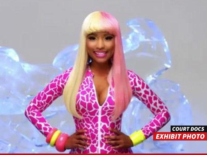 Nicki Minaj Wig